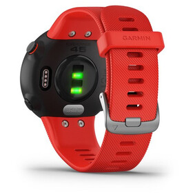 Garmin Forerunner 45 GPS Smartwatch black/lava red
